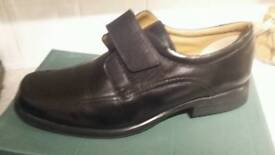 New - Mens Dress Shoe Black Size 10
