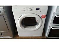 Hoover condenser dryer 8 kg £89, Good Working order