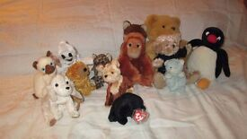 ty beanie babies and other soft toys - lot 2