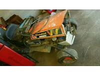 Westwood lawnmower for spares