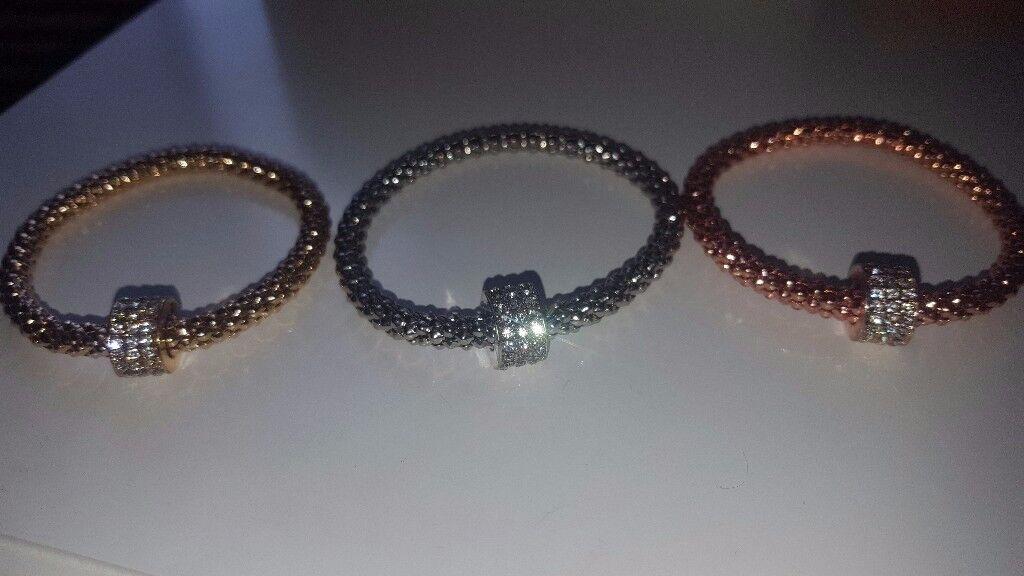Three Bracelets set as new