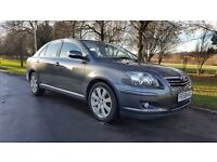 Toyota Avensis 2.0 D-4D TR 5dr FULL SERVICE HISTORY