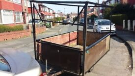 rubbish removals from £15 and free scap metal taken