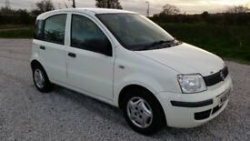 A VERY CLEAN FIAT PANDA LOW MILES ONLY 53000