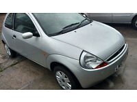 Ford KA (2007) 1.3 Silver - Manual - Petrol 82k 11 months MOT