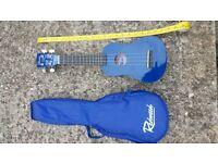 Redwood S10 Beginners Soprano Ukulele With Gig Bag - Blue