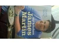 JAMES MARTIN COOK BOOK