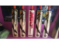 Brand new English willow bats