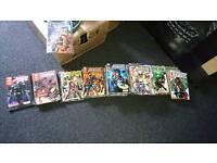 Marvel comic books 2007-2014