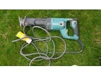 Makita reciprocating saw,a blade saw,