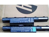 2 Acer Laptop Batteries