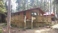 Whiteswan Lake cabin (whelan bay)PRICE REDUCED.