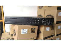 8CH CCTV DIGITAL VIDEO RECORDER HYBRID AHD-H / TVI / IP / CVBS / CVI - REAL 1080P RECORDING