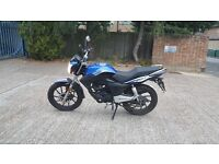 2015 lexmoto 125cc geared bike