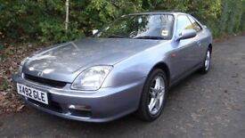 HONDA PRELUDE SPORT MANUAL ONLY 53000 MILES WITH FULL SERVICE HISTORY