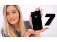 Apple iPhone 7 Plus 256GB Jet Black Unlocked with warranty