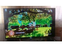 "SONY BRAVIA 55 "" LED TV 3D SMART TV"