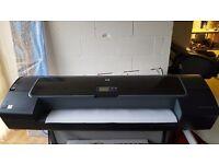 hp designjet z2100 injet large format printer