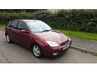 Ford focus ZETEC 1.6 petrol very clean car long mot. £795