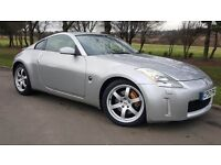 Nissan 350 Z 3.5 V6 2dr FULL LEATHER ELEC HEATED SEATS