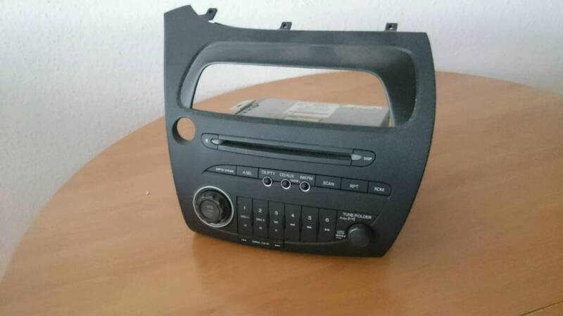 radio honda civic in nordrhein westfalen velbert ebay kleinanzeigen. Black Bedroom Furniture Sets. Home Design Ideas