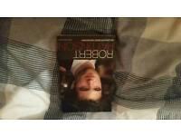 Robert Pattinson book