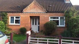**2 Bed bungalow in hethersett Norwich Norfolk **