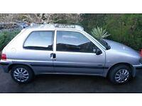 Peugeot 106 zest 2