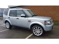 Landrover Discovery 4 Commercial 6 speed Manual