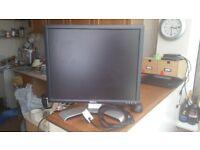 Dell monitor - Model 1901FP