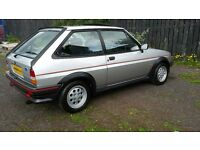 ONCE IN A LIFE TIME OPPORTUNITY,1988 FORD FIESTA XR2 ONLY 46000 MILES,rs,uk,cosworth,xr3,st,classic,