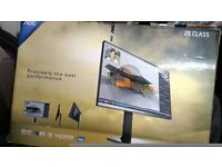 AOC Q2577PWQ 25 Inch QHD Monitor With IPS Panel