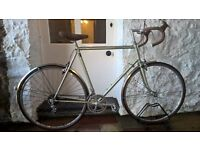 Raleigh Record Ace in original condition with Reynolds 531 frame and forks
