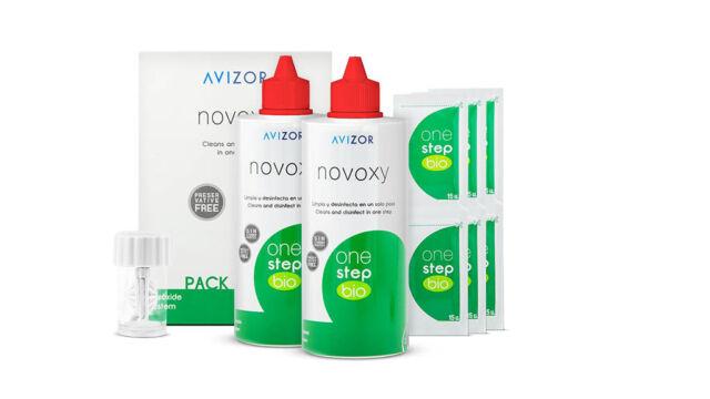 AVIZOR novoxy one step bio 3-Monatspack (2x350ml) Peroxidsystem von MPG&E