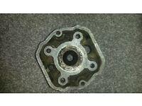 cylinder head 50cc (derbi senda)