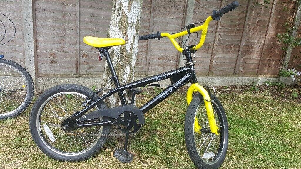BMX 360 steering