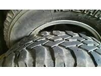 Off Road tyres x5