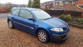 Renault Megane - Read description - Will Consider Offers, Needs Going ASAP
