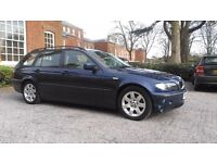 FOR SALE - BLUE BMW 3 SERIES TOURER