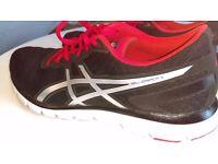 Asics Gel Zaraca 5 Running Shoes (9.5 UK)