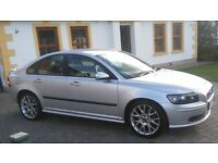 VOLVO S40 Sport 2005 Full year's MOT Very Good Condition