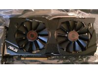 GTX 970 STRIX 4GB ASUS Gaming Graphics Card