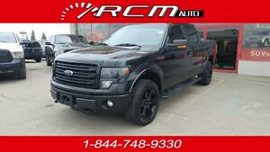 2014 Ford F-150 FX-4 LEATHER 4x4 Used Truck Loaded Leather Nav