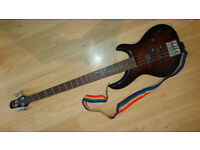 Aria Pro II Bass Guitar with amp - reserved