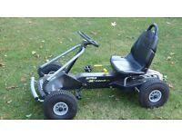 Boy's Kettcar Go Kart