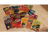 25 Horrid Henry Books