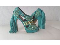 Jeffrey Campbell heels never worn