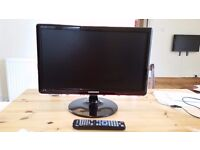 Samsung 23 inch Full HD monitor with built in freeview for sale