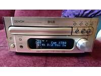 Denon RCD-M35 DAB cd compact disc radio tuner amplifier receiver micro unit with remote