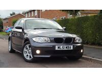 BMW 116 I 1.6 SE PETROL MANUAL ++5 DOOR ++F/S/H++FRESH MOT++LOW MILES++STUNNING CONDITION++